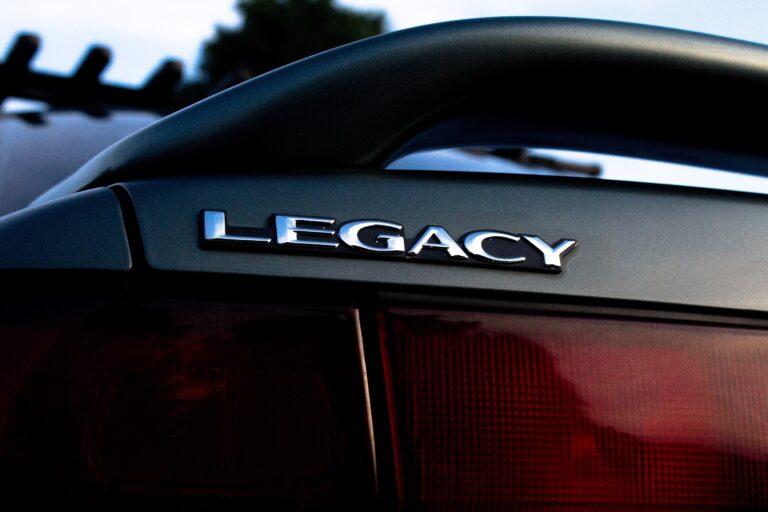 Legacy verleden tijd door een flexibele schil